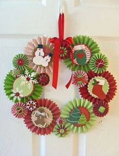 32 DIY Christmas Wreath for Your