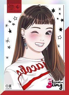 G Friend, Music Photo, Kpop Fanart, Girl Group, Friendship, Idol, Fan Art, Female, Anime