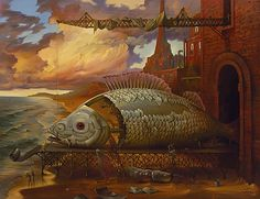 Vladimir Kush = Deep Sea Project