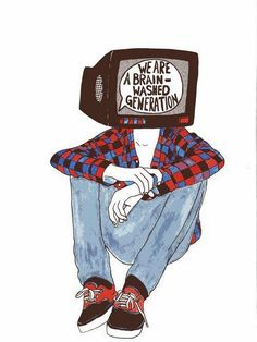 we are a brainwashed generation
