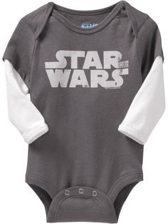 Star Wars Baby Clothes - Boy Hospital Outfit - Ken would Star Wars Baby Clothes, Disney Baby Clothes, Baby Kids Clothes, Baby Disney, Star Wars Onesie, My Bebe, Star Wars Kids, Trendy Baby, Future Baby
