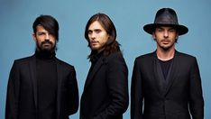 30 seconds to mars... my life long loves.. <3