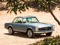 1968 MERCEDES-BENZ 280 SL ROADSTER-RM Auctions