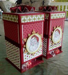 Tea or Treat boxes