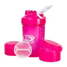LOVE this for the gym! I can take my Spark, Catalyst & O2 Gold all in one bottle! whoop whoop! AdvoCare BlenderBottle® ProStak™- 22 oz.