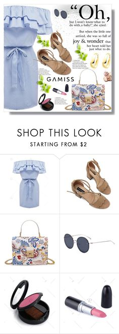 """CONTEST! Gamiss dresses-Win $20 in cash!"" by ramiza-rotic ❤ liked on Polyvore"