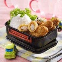 BENTO CHICKEN KATSU http://www.sajiansedap.com/mobile/detail/14307/bento-chicken-katsu