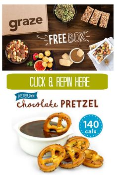 Want to eat healthier? Try the healthy food Graze Box for free! No shipping costs, either! http://couponcravings.com/try-a-graze-box-for-free-no-shipping-costs