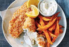 Fish and chips santé