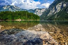 There are many family vacation spots that you can choose, from a zoo until lakes. Here are the recommended vacation spots in the world. Bled Slovenia, Slovenia Travel, Visit Slovenia, Best Family Vacation Spots, Best Vacations, Bohinj, Beau Site, Destinations