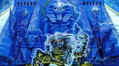 Iron Maiden desktop wallpapers in HD - Classic Heavy Metal band