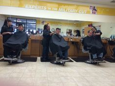 Barber Shop Fort Bliss : ... 16 barberette in action 16 see more 1 r barberettes and barbershop