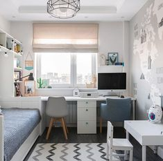 small bedroom design , small bedroom design ideas , minimalist bedroom design for small rooms , how to design a small bedroom Small Room Design Bedroom, Small Room Interior, Small Bedroom Storage, Design Living Room, Design Room, Small Bedroom Office, Small Storage, Modern Bedroom, Design Design