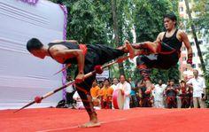 Manipuri martial art- Thang Ta