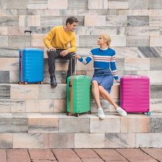 """Valigeria Roncato on Instagram: """"""""Born to amaze""""🤩 This is the new Box Young: 6 color variants, very light and resistant to strong pressure. A luggage suitable for every…"""" Airport Luggage, Suitcase Bag, Suitcases, Campaign, Minimalist, Strong, Colorful, Mood, Amazing"""