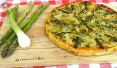 Tatin di Cipollotti e Asparagi - La Cucina di Lice