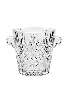 Godinger Dublin Crystal Ice Bucket, 2015 Amazon Top Rated Ice Buckets #Kitchen