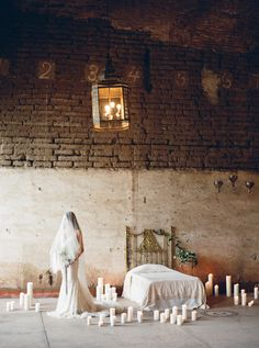 Moody + Romantic Boudoir Session in Mexico