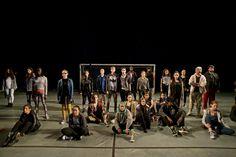 photo credits: Björn Hickmann  Spielzeit: 2014/15 #DieWelle #Jugendclub #StaatstheaterSaarland #Saarland thetaer
