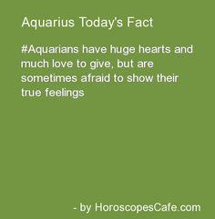 Aquarius Daily Fun Fact