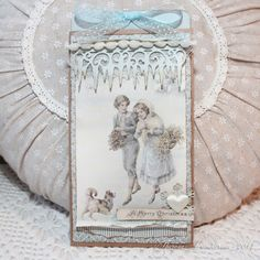 A christmas card by Theresa ~ Pion Design