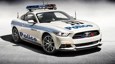 Australian highway patrol police could soon be Mad Max cops with Ford Mustangs on the cards