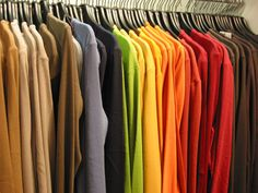 What your clothing colour say about you?