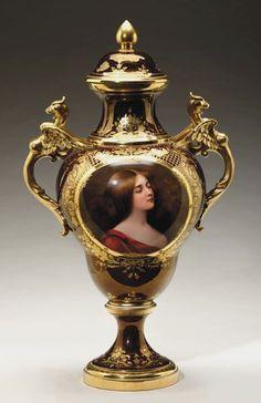 Royal Vienna Vases + Pate-Sur-Pate | 随性随心的菜根