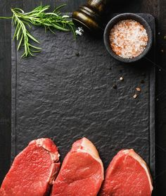 Food Photography Styling, Food Styling, Photography Ideas, Beef Eye Round Steak, Food Menu Design, Meat Shop, Food Wallpaper, Nutrition Tips, Raw Food Recipes