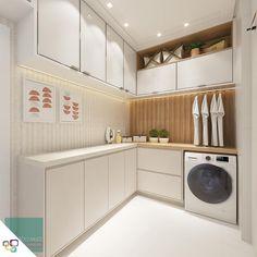 Bedroom Closet Design, Laundry Room Design, Small Room Bedroom, Laundry In Bathroom, Interior Design Living Room, Living Room Designs, Bathroom Design Luxury, Laundry Room Organization, New Homes