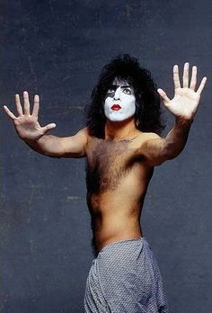 Paul Stanley Creatures Shoot Out take