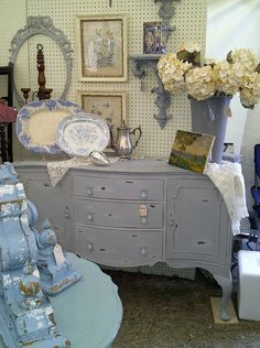 S A L E Antique French Buffet by 107Vintage on Etsy, $599.00