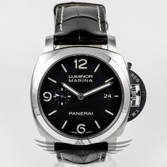 #Panerai PAM00312 44mm 1905's Case P9000 In House Movement - #OCWatchCompany #WatchStore #WalnutCreek