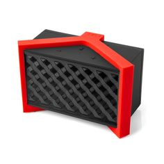 Tylt Tunz Bluetooth Speaker - TUNZ produces incredible sound in its compact size. This has two x 3-watt drivers and a passive radiator designed to deliver superior bass quality. Aside from having Bluetooth connectivity, it also has NFC. The battery is rechargeable and can stream music for up to 20 hours. To get more updates, follow Best Buy Portable Speakers.
