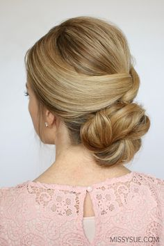 Spring has sprung and with that comes a plethora of events. Whether you're heading to prom, graduation, a wedding, maybe even a vacation, these three hairstyles are quick, easy, and pretty mu…