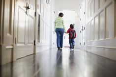 The hustle and bustle of sending your kids back to school can be stressful. Here are 8 back-to-school tips for parents to help you stay stress-free and prepare for the coming school year. School Info, Back To School Hacks, School Tips, Starting School, Precious Children, Word Pictures, Learning Toys, New Parents, Kids Education