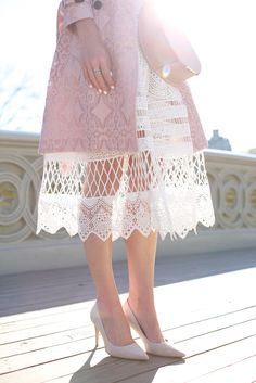 lady in lace // | //