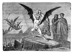 Jean-Edouard Dargent  - Illustrations from Dante's Divine Comedy 1870