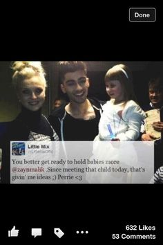 I'm crying. I can't breath. What is air? Omg so cute :') #thefandomisready #zerrie
