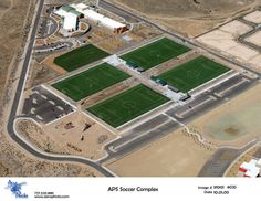 The American Sports Builders Association has recognized the APS Soccer Complex as being their 2010 Sport Field of the Year.
