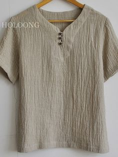 Tshirts Half sleeve Chinese style Zen Men T-Shirts Chinese Suit, Chinese Style, Half Sleeve Shirts, Half Sleeves, Kurta Style, Fashion Sewing, Men's Fashion, Chinese Clothing, Boutique Tops