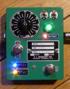 FX pedals - Site de guilhemamplification !