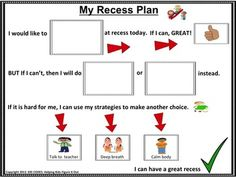 RECESS BEHAVIORS: FRIENDLY BEHAVIOR WHILE PLAYING WITH OTHERS - TeachersPayTeachers.com