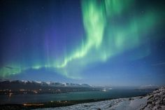 The Northern Lights | North Iceland