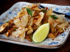 hsa*ba: please eat – authentic Burmese recipes, stories and ingredients » stir-fried roti with chicken curry