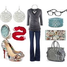 a little of this..., created by jayneann1809.polyvore.com