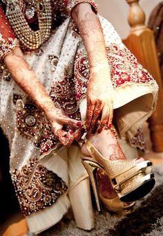 Henna and Heels