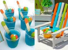 Creative Pool Party Ideas {Guest Feature} — Celebrations at Home