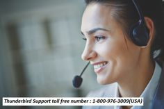 Thunderbird Customer Support Toll free number???