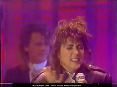 "Laura 1987, ""American Bandstand"""